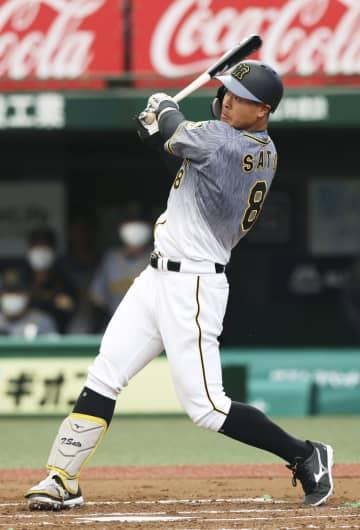 西3―5神(17日) 阪神・佐藤輝が3戦連発の6号 画像1