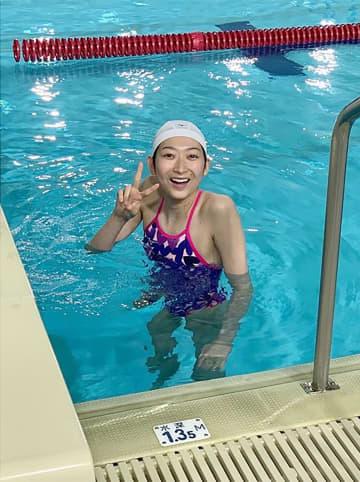 池江「今は前を向くしかない」 水中練習再開から1年 画像1