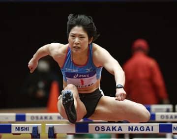 陸上、泉谷と青木が日本新でV 日本室内選手権 画像1