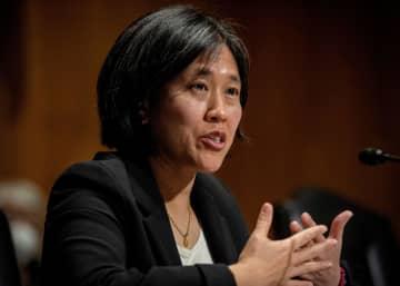 米上院、通商代表にタイ氏承認 初のアジア系女性 画像1