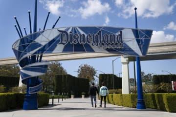 米ディズニー施設、4月末再開 カリフォルニア州、1年超ぶり 画像1