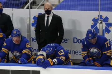 NHLのセーバーズが監督解任 北米アイスホッケー 画像1