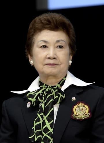 東京五輪で銅の小野清子さん死去 体操女子、元参院議員 画像1