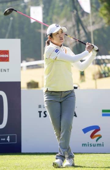 前週V稲見萌寧、体調に神経使う 19日からTポイントゴルフ 画像1