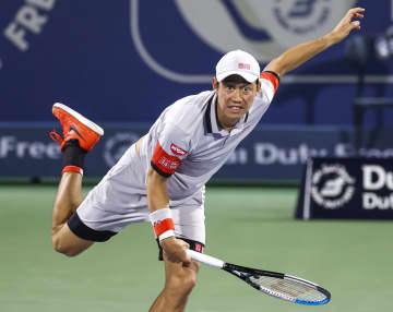 テニス、錦織は4強入りならず ドバイ選手権 画像1