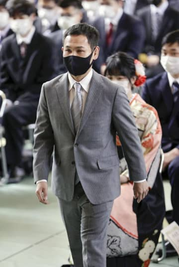 37歳高山勝成が大学卒業 ボクシングの元世界王者 画像1