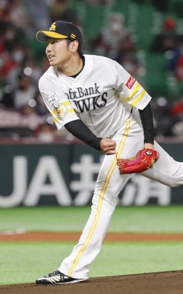 ソ2―1広(19日) 石川、大瀬良が順調な投球 画像1