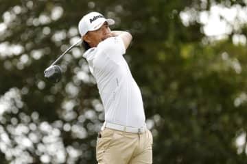 小平智58位、石川遼は予選落ち 米男子ゴルフ第2日 画像1