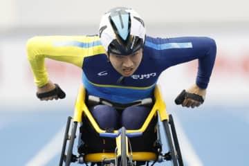 パラ陸上、佐藤が大会タイ記録 日本選手権、男子400m 画像1