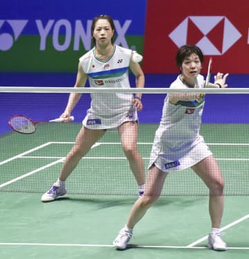 バド、男女複決勝は日本勢対決 全英オープン第4日 画像1