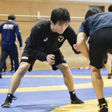 4月にレスリング五輪予選 樋口黎「ぶっちぎりで勝つ」 画像1