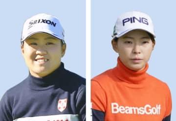 世界ランク、畑岡は7位のまま 女子ゴルフ、渋野15位変わらず 画像1