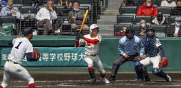 智弁、市和歌山、広島新庄が勝つ 選抜高校野球大会第4日 画像1