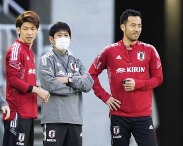 サッカー代表、25日に日韓戦 吉田ら合流、全23選手集合 画像1