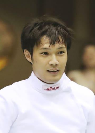 男子エペ、山田が初の五輪代表に フェンシング、連盟がランク更新 画像1