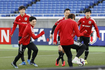 25日夜、サッカー日韓戦 1年4カ月ぶり国内で代表戦 画像1