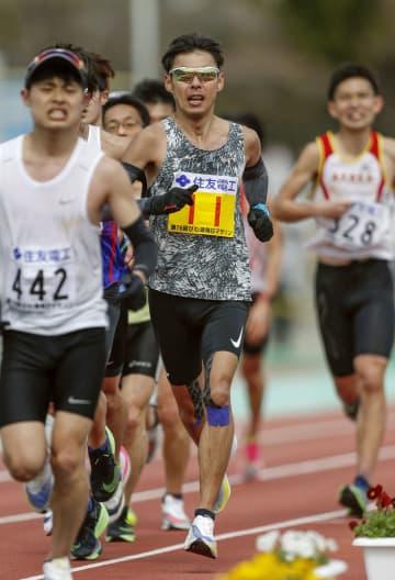 マラソンの永田、パラへ意気込み 2月にアジア記録 画像1