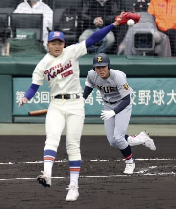 仙台育英、天理が8強入り 選抜高校野球大会第6日 画像1