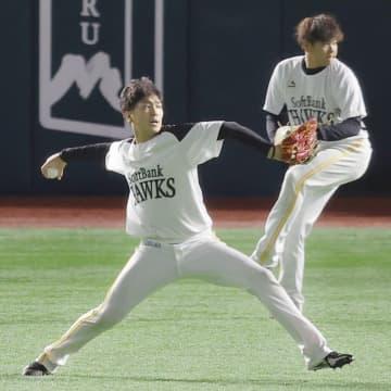 プロ野球、26日に6試合で開幕 ソフトB石川、巨人菅野らが先陣 画像1