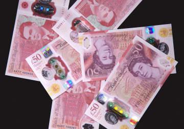 英、新50ポンド紙幣を6月発行 肖像画に「AIの父」 画像1