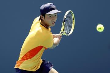 テニス内山2回戦進出、望月敗退 マイアミ・オープン 画像1