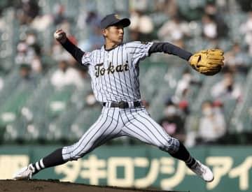 鳥取城北0―1東海大相模 東海大相模が逃げ切る 画像1