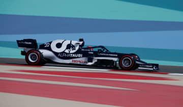 角田はフリー走行14番手 F1開幕戦バーレーンGP 画像1