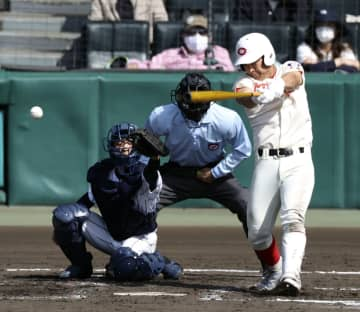 智弁学園5―2広島新庄 智弁学園が逆転勝ち 画像1