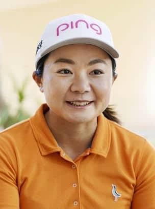 上原37位、畑岡は予選落ち 米女子ゴルフ第2日 画像1