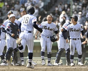東海大菅生5―4京都国際 菅生が逆転サヨナラ勝ち 画像1