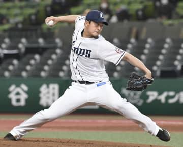 西5―1オ(28日) 西武・平井が6回無失点 画像1