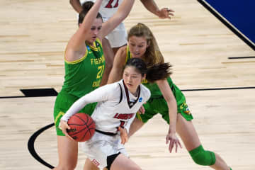 今野紀花のルイビル大が8強 バスケ女子、全米選手権 画像1