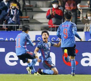 日本、アルゼンチンに快勝 五輪世代のU―24、3―0 画像1