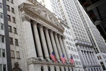 NY株続伸、最高値更新 98ドル高、米景気を楽観視 画像1