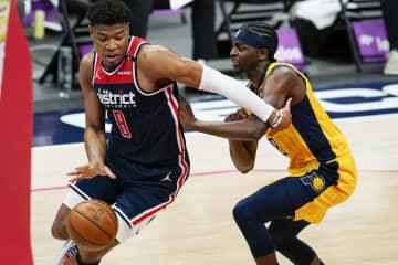 NBA八村26得点、勝利に貢献 渡辺は4得点 画像1