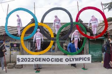 北京五輪支援、即刻停止求める 人権団体、スポンサーに 画像1