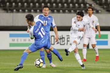 W杯予選、日本はモンゴルに大勝 最多得点の14―0 画像1