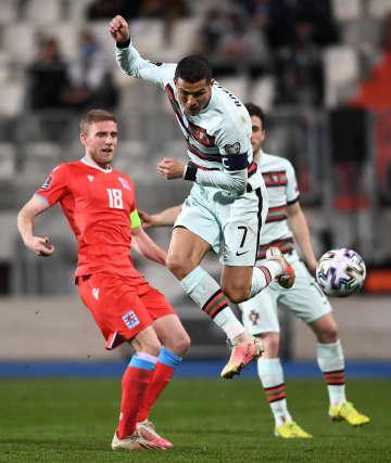 ポルトガル、オランダなどが勝つ サッカー、W杯欧州予選 画像1