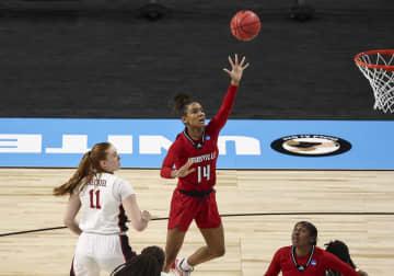 今野紀花のルイビル大は4強逃す バスケ女子、全米大学選手権 画像1