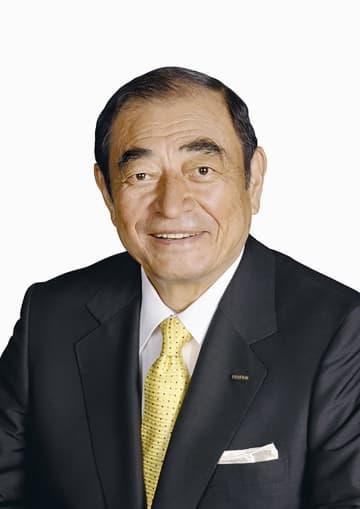 富士フイルム古森会長が退任 トップ21年、最高顧問に 画像1