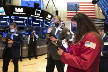 NY株続落、85ドル安 利益確定の売り 画像1