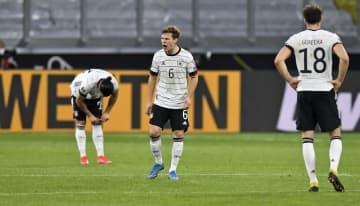 ドイツ敗れる、01年以来の黒星 サッカーW杯欧州予選 画像1