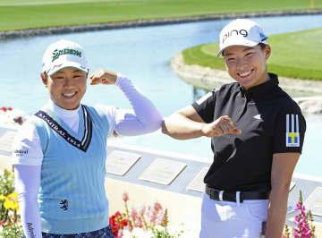 渋野「経験生かせそう」 米のANA女子ゴルフ 画像1
