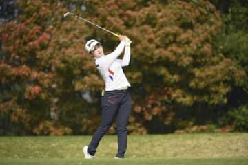 小祝、高橋、山下が首位発進 女子ゴルフ第1日 画像1