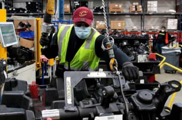 米製造業、37年ぶり高水準 3月景況感、回復が加速 画像1