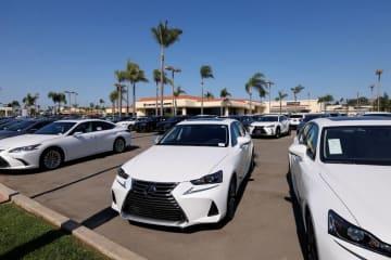 日本車6社、米販売は17%増 1~3月、コロナ急減の反動 画像1