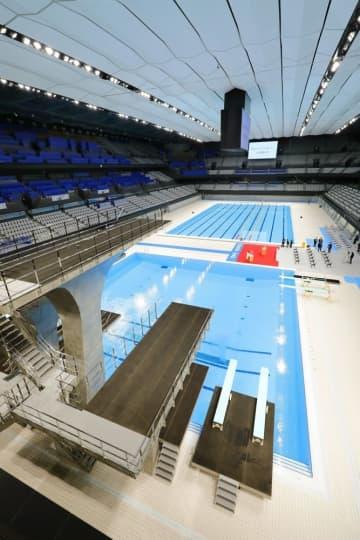 水泳飛び込みの五輪予選中止検討 東京で18日開幕予定 画像1