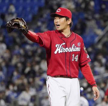 D0―4広(2日) 大瀬良が今季初勝利 画像1