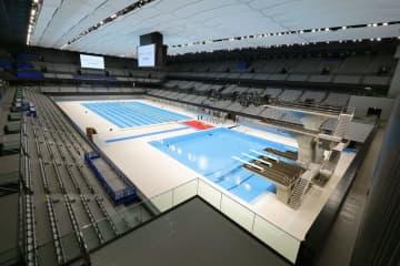 五輪予選3大会の中止検討 日本開催で国際水泳連盟 画像1