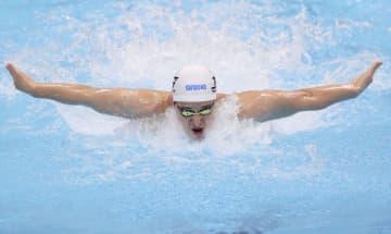 瀬戸が2位通過、坂井は敗退 競泳、日本選手権第3日 画像1